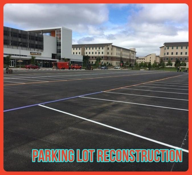 Parking Reconstruction