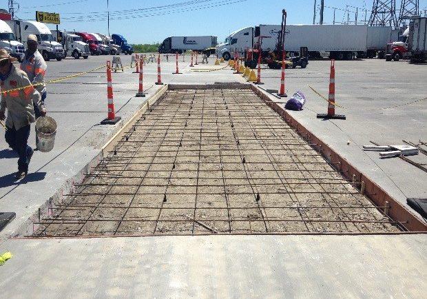Concrete Contractors & Repair Dallas-Fort Worth and Houston.