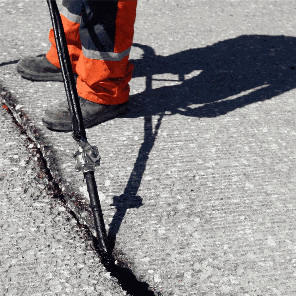 Joint Sealing Concret & Repair Job Dallas TX